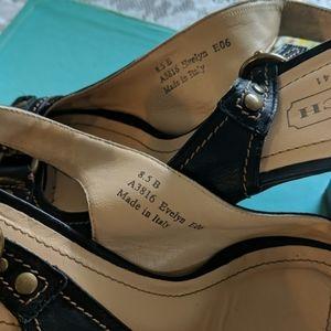 Coach Evelyn heels